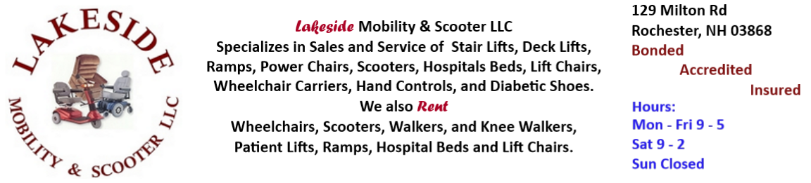 Lakeside Mobility & Scooter LLC